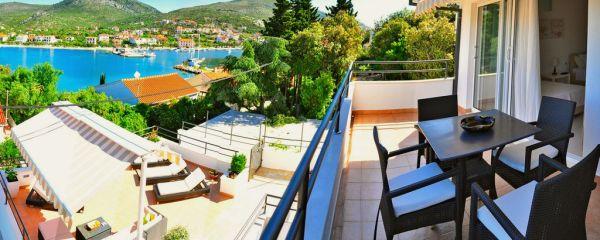 Villa nyaraló kilátással