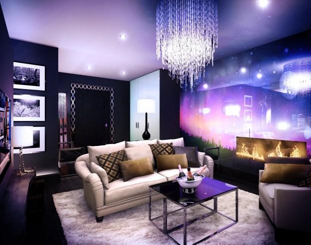 Arctic Light Hotel szoba