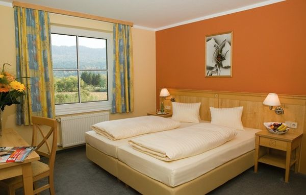 Sonnenhotel Hafnersee szoba