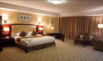 Miran International Hotel franciaágyas szoba