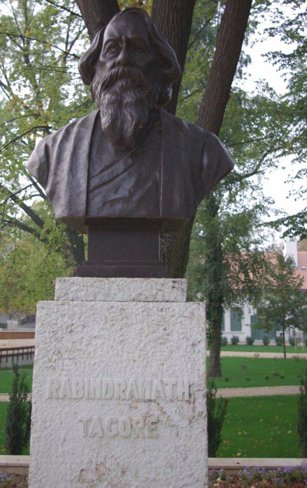 Rabindranáth Tagore Balatonfüred