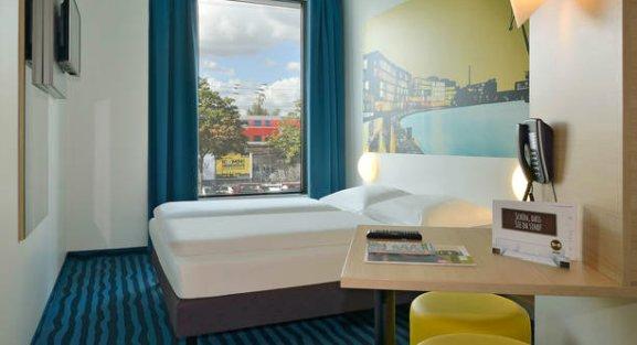 B&B Hotel Münster-Hafen - szállás kétágyas szoba
