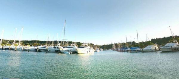 Lucija kikötő