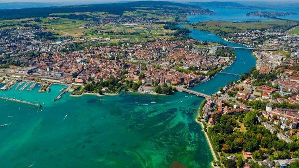 Konstanz tópart