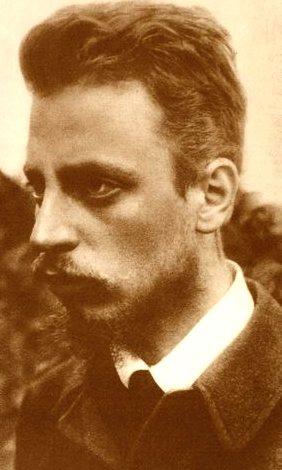 Rainer Maria Rilke 1900