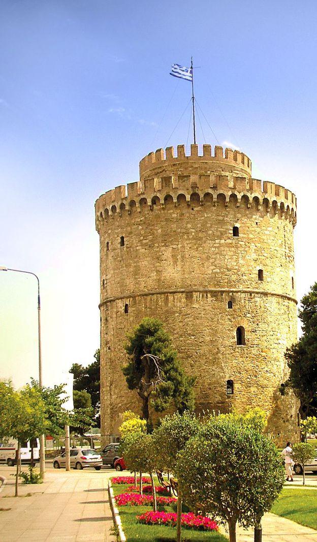 Lefkos Pirgos Fehér torony