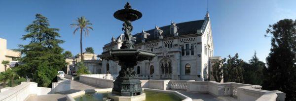 Nizza egyetemi épülete