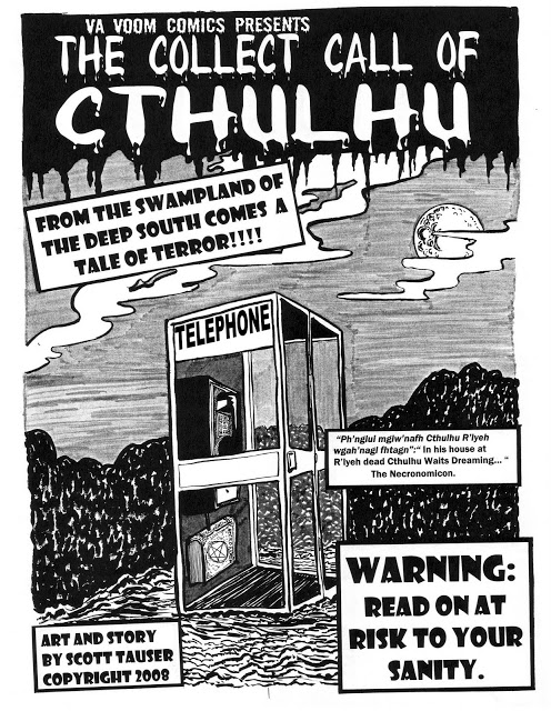 The Collect Call of Cthulhu - The Payphone Project