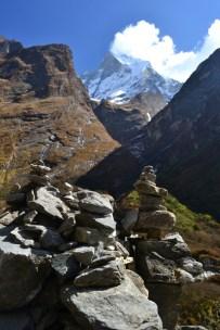 Nepal, trek to the ABC #4