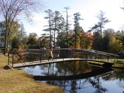 Crandall-park, ahol az egyik jelent játszódik :)