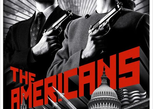 The Americans / Zawód Amerykanin