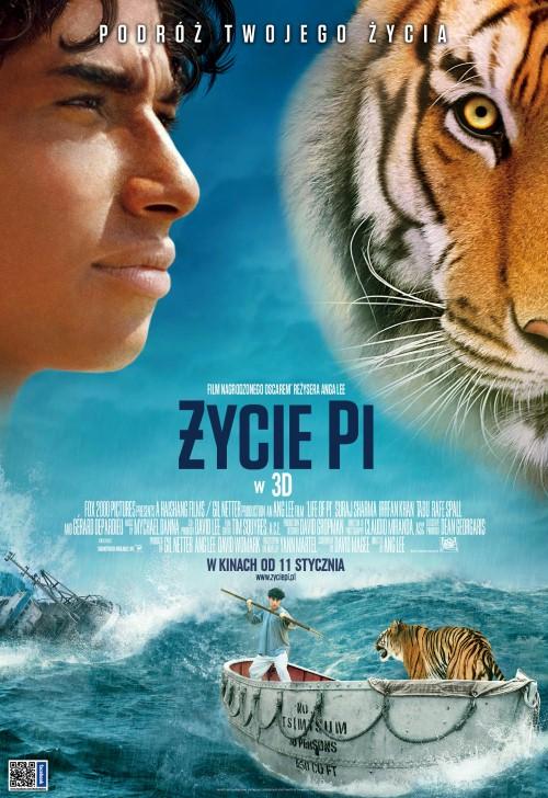 Życie Pi / film Anga Lee