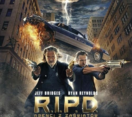 RIPD Agenci z zaświatów