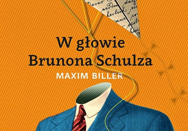 W głowie Brunona Schultza - okładka
