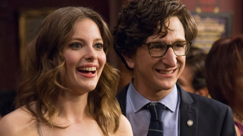 Gillian Jacobs i Paul Rust