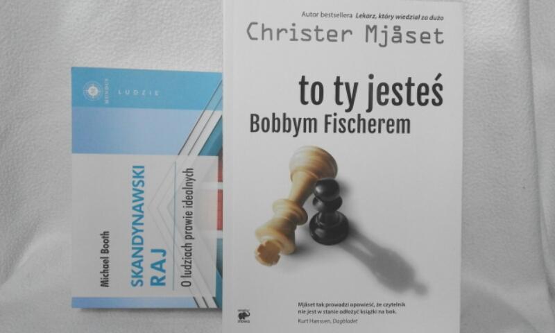 To ty jesteś Bobbym Fischerem