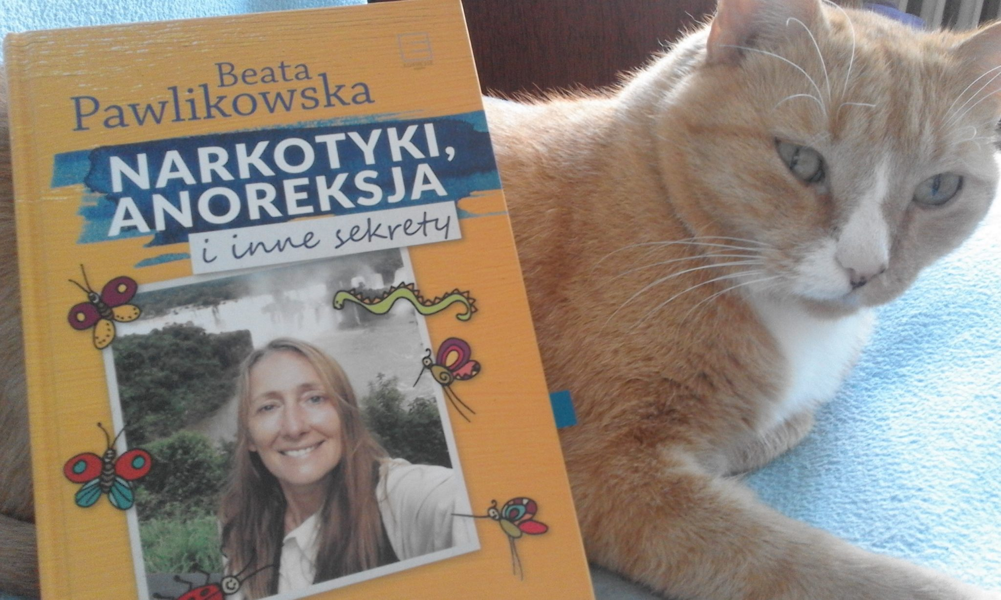 Beata Pawlikowska Anoreksja