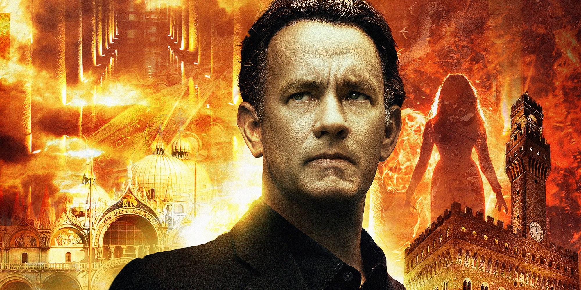 Inferno, Tom Hanks