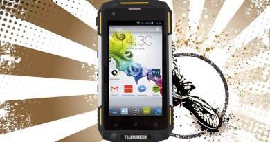 Pancerny smartfon, czyli niezniszczalny telefon do zadań specjalnych