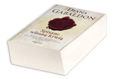 Spisane własną krwią, Diana Gabaldon