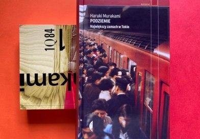 Podziemie. Największy zamach w Tokio, Haruki Murakami