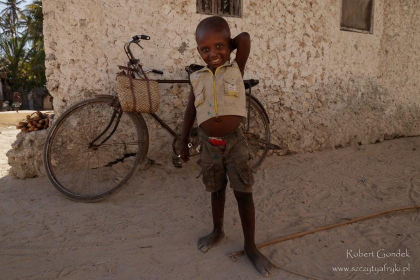 Chłopak z Jambiani