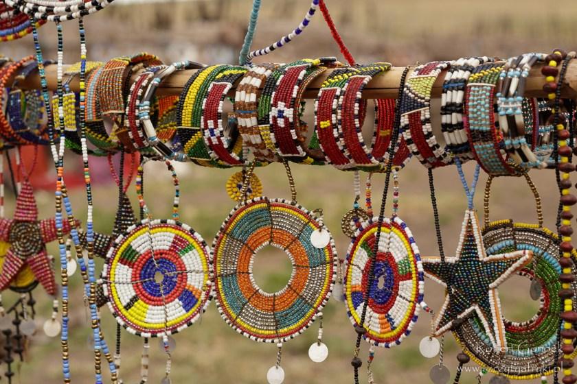 Pamiątki z Tanzanii – Masajskie ozdoby
