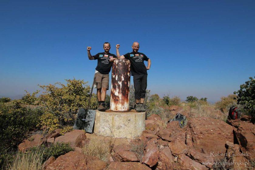 Botswana - Otse Hill w 2015 roku