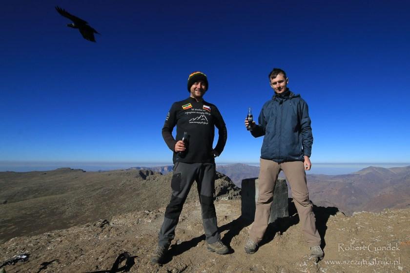 Ras Dashen – najwyższa góra Etiopii