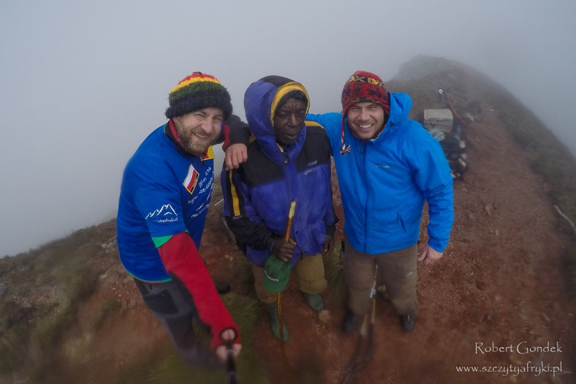 Kamerun - Mount Cameroon w 2016 roku