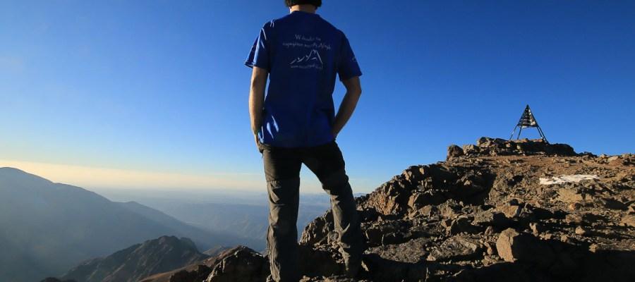 Jebel Toubkal – najwyższa góra w Maroku