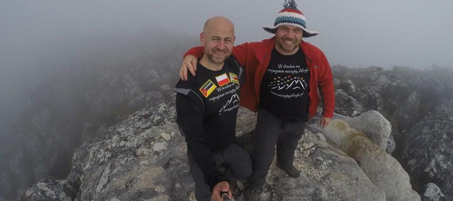 Mozambik - Mount Binga w 2017 roku