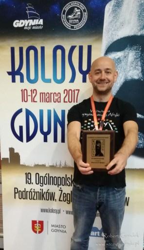Nagroda za realizację projektu W drodze na najwyższe szczyty Afryki