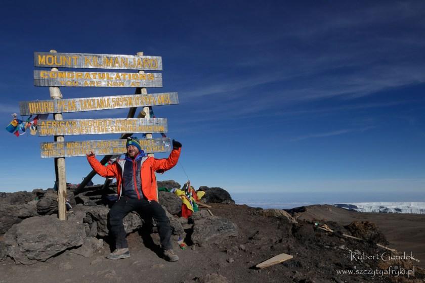 Tanzania - Kilimandżaro 2018