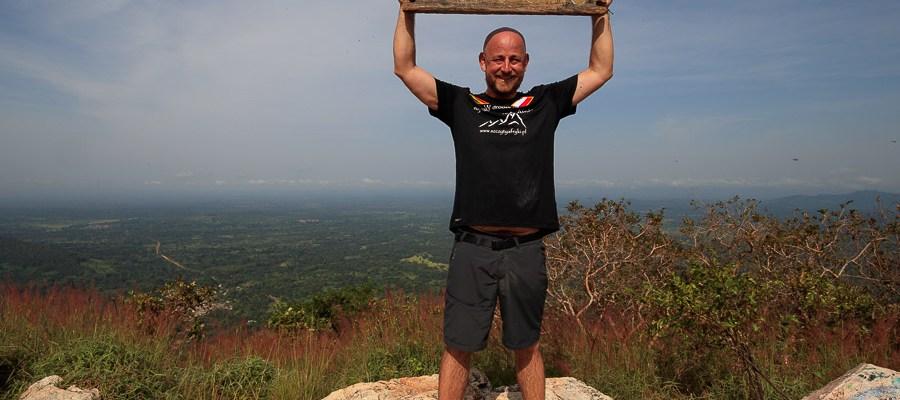 Mount Afadjato - góra w Ghanie