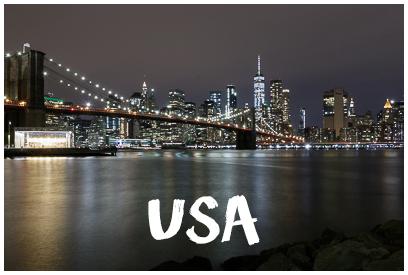 Najładniejsze zdjęcia z USA