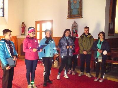 VI. Nemzetközi Betlehemi Láng Váltófutás, 2014. december 21.