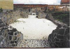 Szécsény várának maradványai