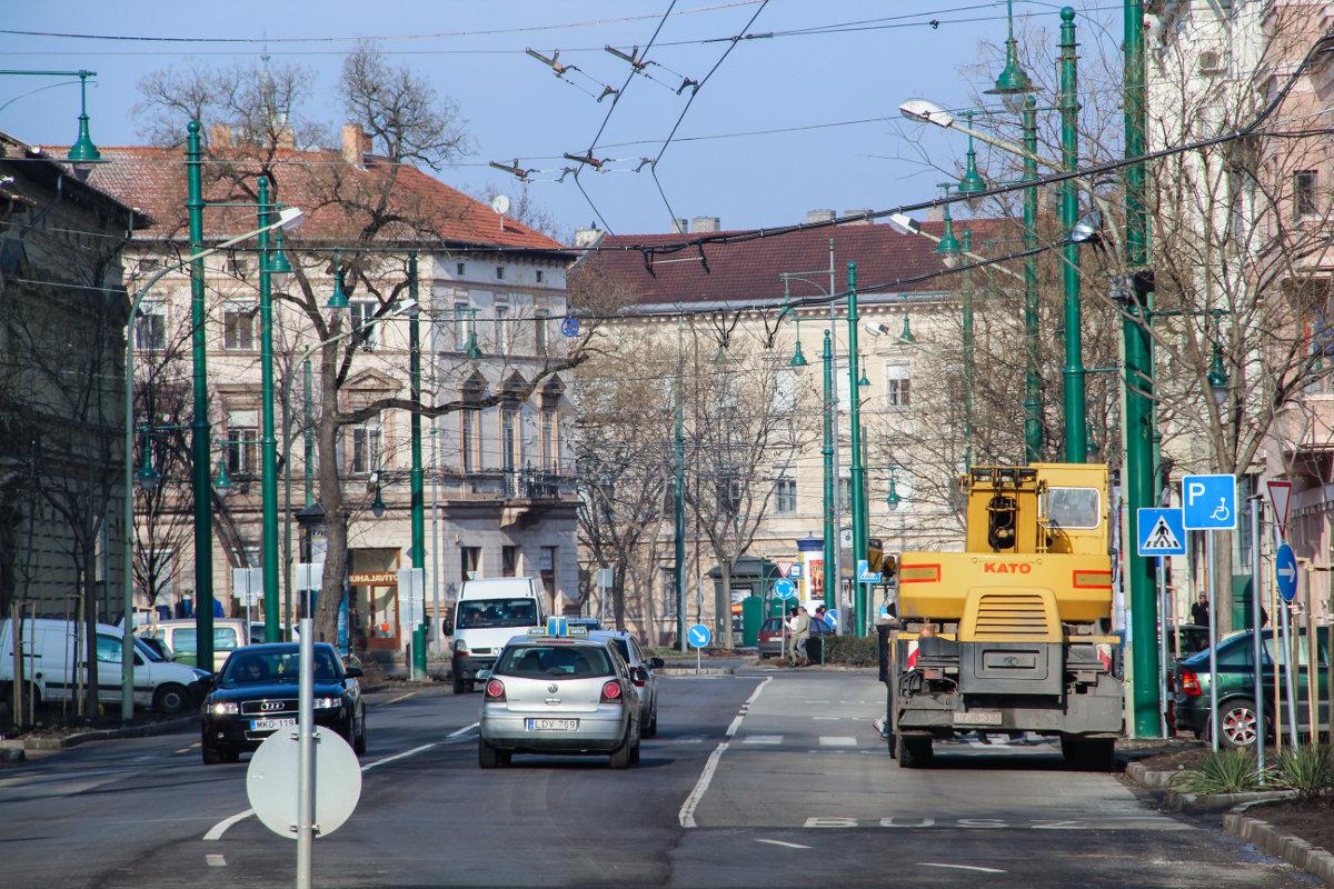 A kormány dobott 171 millió forintot Szegednek