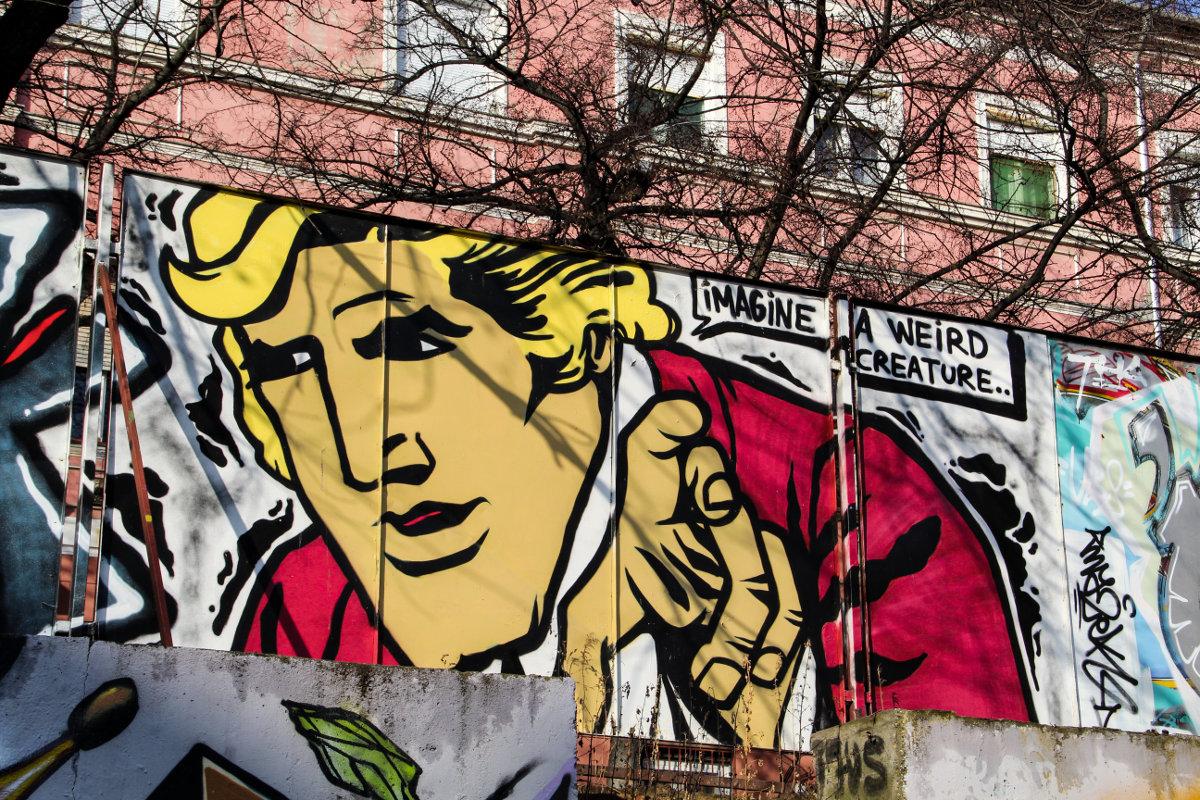 A szegedi graffiti fekete napja