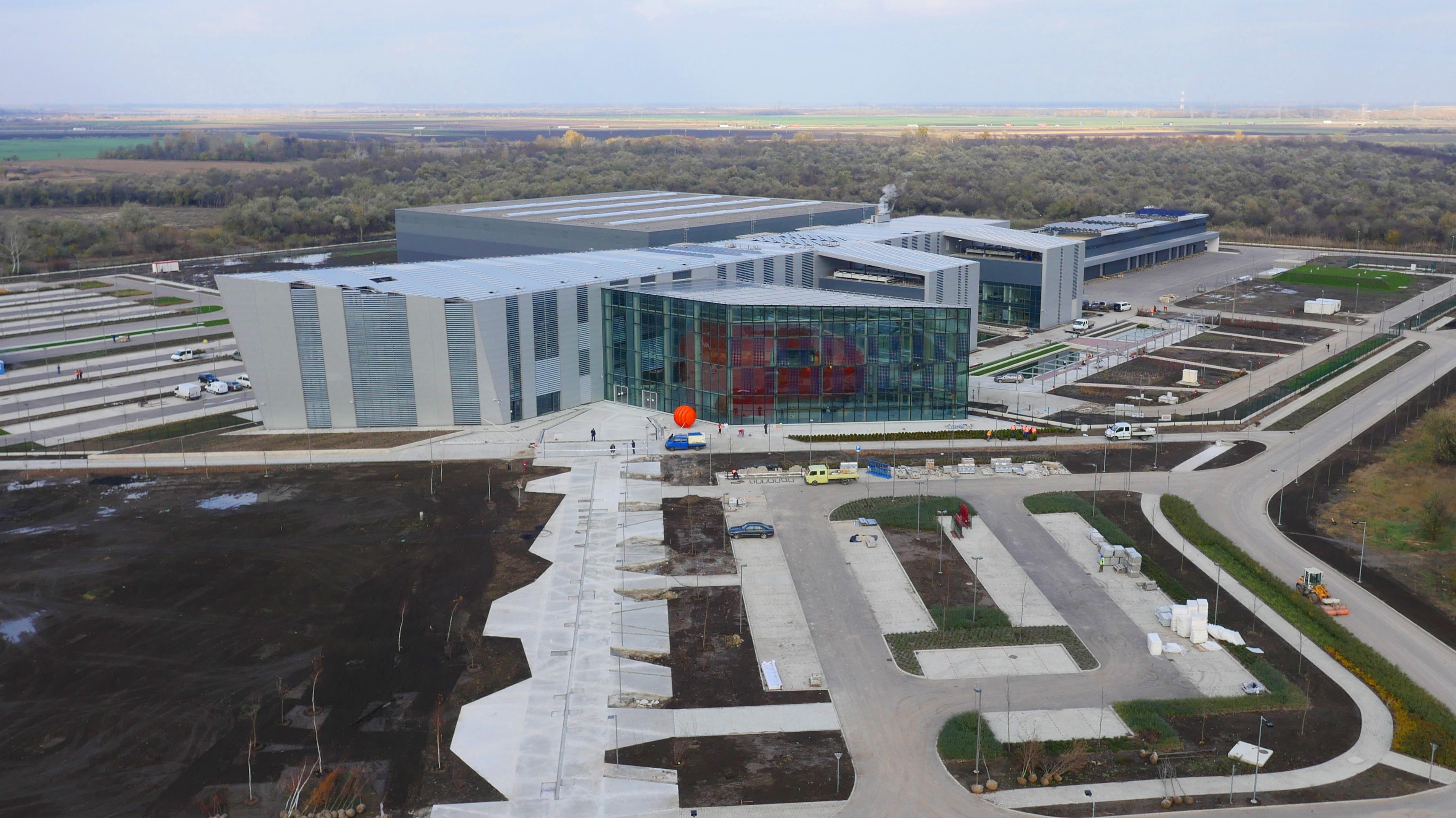 ELI lézer kutatóközpont