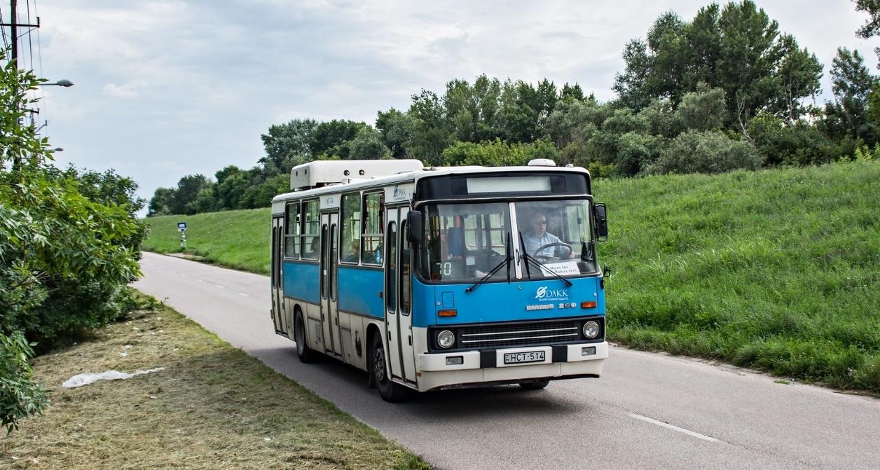 busz ikarus 260g földgáz cng hct 511 f gács péter