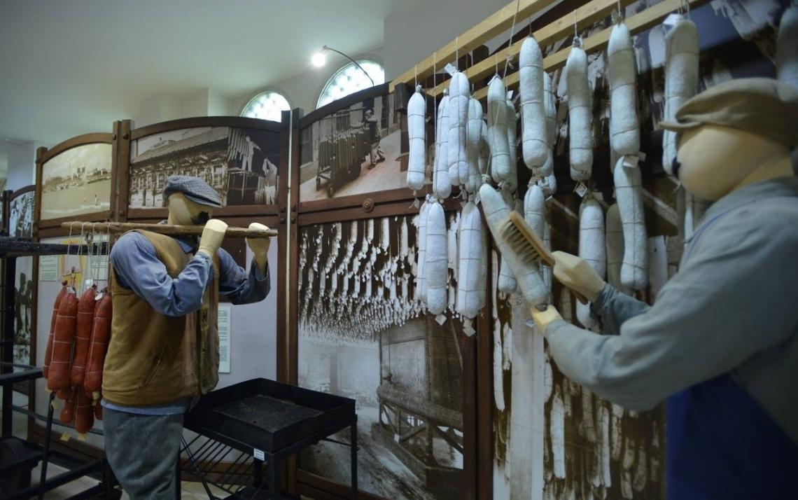 pick gyár szalámi múzeum fotó pick szalámi múzeum