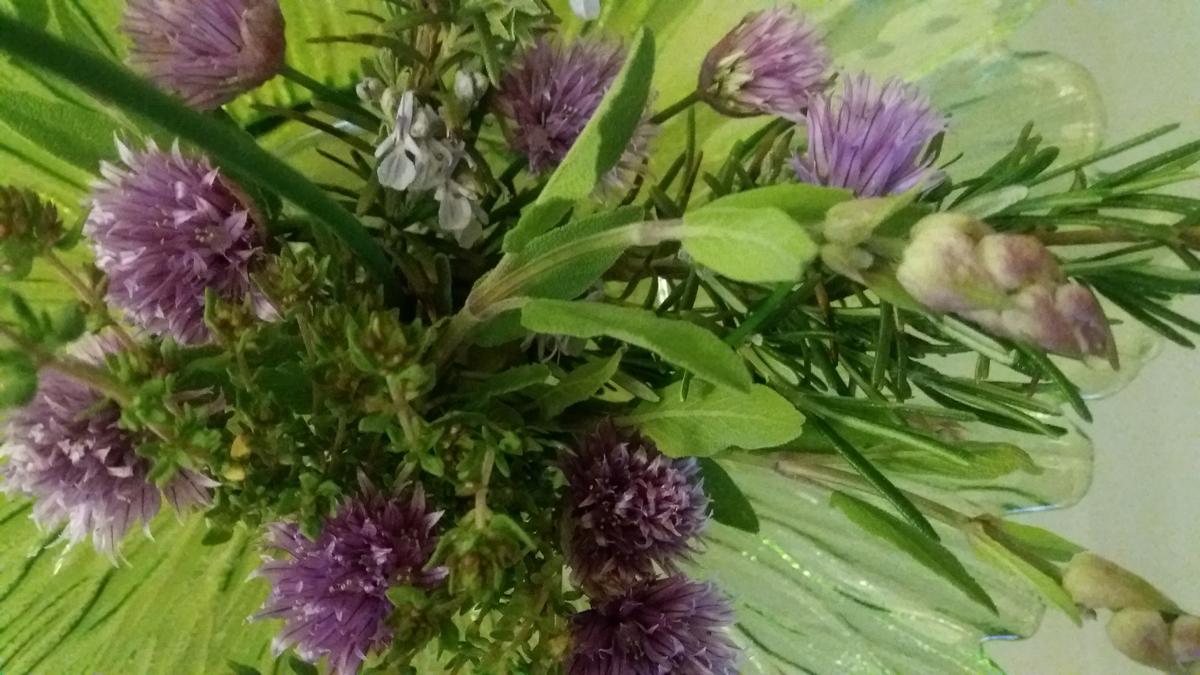 Virágzó fűszerek