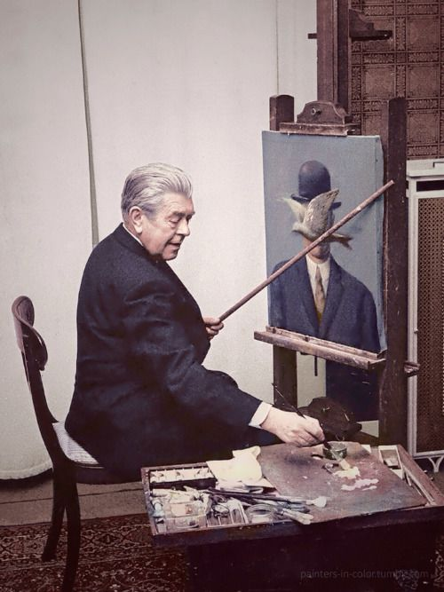 View To The Past Ren 233 Magritte Jadeart