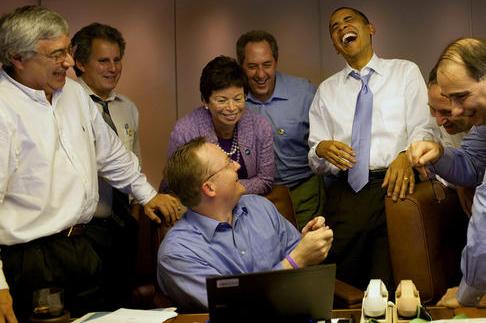 SZELES Comedy Hypnotist with Obama
