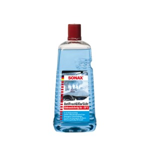 Sonax Téli szélvédőmosó 2 liter (-20), téli ablakmosó, autóápolási termékek