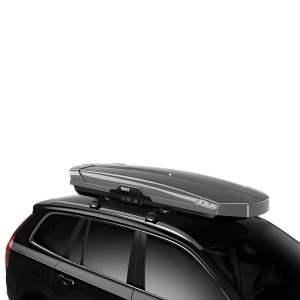 Thule Motion XT Alpine ezüst színű tetőbox, Szereczautó webáruház