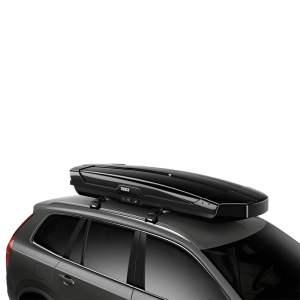 Thule Motion XT Alpine fekete színű tetőbox, Szereczautó webáruház