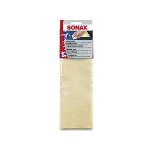 Sonax Prémium szarvasbőr kendő, autóápolási termékek